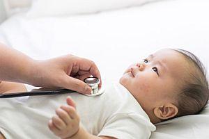乳幼児健診イメージ